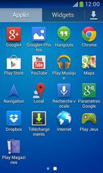 Samsung Galaxy Core Plus - Internet - Navigation sur internet - Étape 2