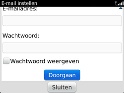 BlackBerry 9360 Curve - E-mail - Handmatig instellen - Stap 9