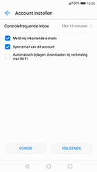 Huawei P10 - Android Oreo - E-mail - e-mail instellen: IMAP (aanbevolen) - Stap 17