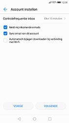 Huawei P10 - Android Oreo - E-mail - Handmatig instellen - Stap 18