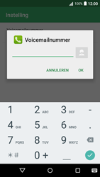Acer Liquid Z530 - Voicemail - handmatig instellen - Stap 9