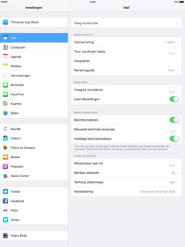 Apple iPad Pro 12.9 inch (2nd generation) - E-mail - Account instellen (POP3 met SMTP-verificatie) - Stap 4