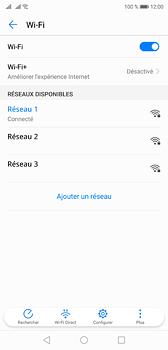 Huawei P20 - Wi-Fi - Se connecter à un réseau Wi-Fi - Étape 8
