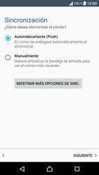Sony Xperia E5 (F3313) - E-mail - Configurar Outlook.com - Paso 13