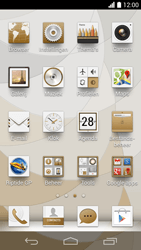 Huawei Ascend P6 LTE - E-mail - Handmatig instellen (yahoo) - Stap 3