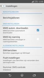 Sony D5103 Xperia T3 - MMS - probleem met ontvangen - Stap 6