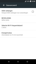 HTC One A9 - Android Nougat - WiFi - Mobiele hotspot instellen - Stap 11