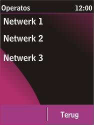 Nokia C2-03 - Bellen - in het buitenland - Stap 9