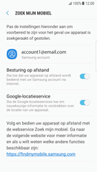 Samsung Galaxy S7 Edge - Android N - Beveiliging en privacy - Zoek mijn mobiel activeren - Stap 9