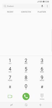 Samsung Galaxy S8 Plus - Voicemail - handmatig instellen - Stap 5