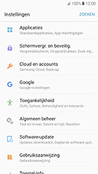 Samsung Galaxy A5 (2017) - Toestel reset - terugzetten naar fabrieksinstellingen - Stap 4
