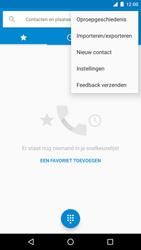 LG Nexus 5X - Voicemail - Handmatig instellen - Stap 5