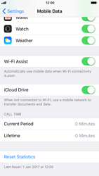 Apple iPhone 6 - iOS 11 - Internet - Disable WiFi Assist - Step 5