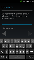 Alcatel OneTouch PIXI 3 (4.5) 3G (OT-4027X) - Applicaties - Account aanmaken - Stap 6
