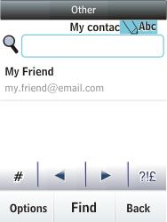 Nokia C2-03 - E-mail - Sending emails - Step 10