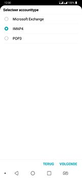 LG g7-fit-dual-sim-lm-q850emw - E-mail - Account instellen (IMAP met SMTP-verificatie) - Stap 10