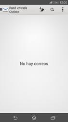 Sony Xperia E4g - E-mail - Configurar Outlook.com - Paso 10