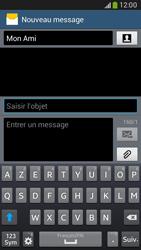Samsung G386F Galaxy Core LTE - MMS - envoi d'images - Étape 10