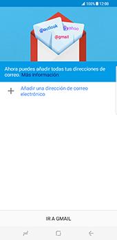 Samsung Galaxy S8 Plus - E-mail - Configurar Gmail - Paso 6