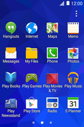 Samsung Galaxy Young 2 - Applications - Downloading applications - Step 3