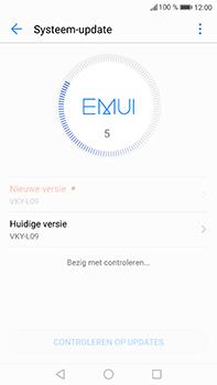Huawei P10 Plus - Software update - update installeren zonder PC - Stap 4