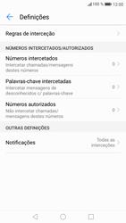 Huawei P9 Lite - Android Nougat - Chamadas - Bloquear chamadas de um número -  6