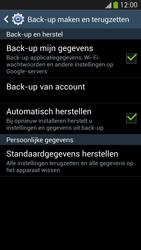 Samsung I9295 Galaxy S IV Active - Toestel reset - terugzetten naar fabrieksinstellingen - Stap 6
