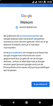Sony xperia-l3 - E-mail - handmatig instellen (gmail) - Stap 11