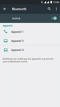 OnePlus 2 - WiFi et Bluetooth - Jumeler votre téléphone avec un accessoire bluetooth - Étape 6