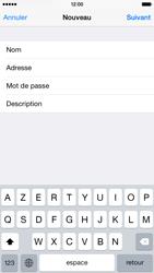 Apple iPhone 6 iOS 8 - E-mails - Ajouter ou modifier un compte e-mail - Étape 9