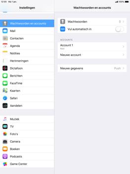 Apple ipad-mini-2-ios-12 - E-mail - Account instellen (POP3 met SMTP-verificatie) - Stap 25