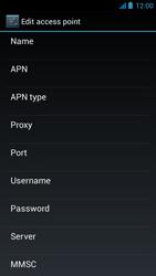 Acer Liquid E2 - Internet - Manual configuration - Step 13