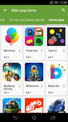 Sony Xperia E4g - Aplicaciones - Descargar aplicaciones - Paso 13