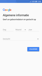 Samsung galaxy-s7-android-oreo - Applicaties - Account aanmaken - Stap 8