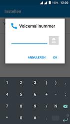 Alcatel Pixi 4 (5) 4G (5045X) - Voicemail - Handmatig instellen - Stap 10