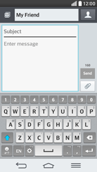 LG G2 mini LTE - Mms - Sending a picture message - Step 10