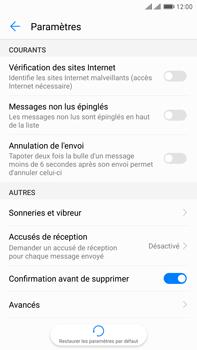 Huawei Mate 9 Pro - SMS - Configuration manuelle - Étape 5