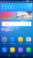 Huawei Y6 - Toestel - Software update - Stap 1