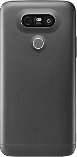 LG G5 - Premiers pas - Créer un compte - Étape 2