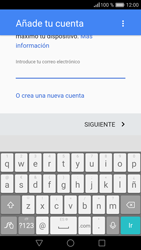 Huawei P9 Lite - E-mail - Configurar Gmail - Paso 10