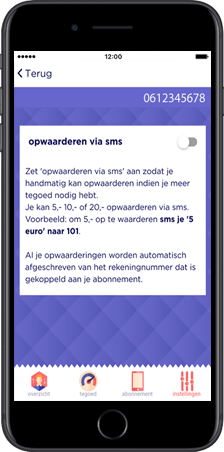 Apple iPhone XS - apps - hollandsnieuwe app gebruiken - stap 15