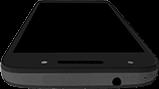 Alcatel U5 - Premiers pas - Découvrir les touches principales - Étape 4