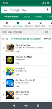 Motorola Moto G7 - Aplicativos - Como baixar aplicativos - Etapa 6
