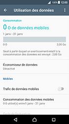 Sony Xperia X - Android Nougat - Internet - Activer ou désactiver - Étape 7