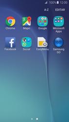 Samsung Galaxy S6 - E-mail - Configurar Gmail - Paso 3