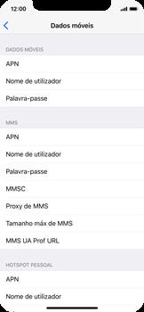 Apple iPhone X - MMS - Como configurar MMS -  8