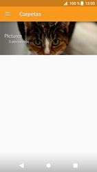 Sony Xperia XZ1 - Bluetooth - Transferir archivos a través de Bluetooth - Paso 7