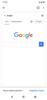 Xiaomi mi-a2-lite-dual-sim-m1805d1sg-android-pie - Internet - Hoe te internetten - Stap 19