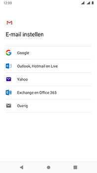 Nokia 6-1-dual-sim-android-pie - E-mail - Handmatig Instellen - Stap 7