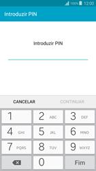 Samsung Galaxy Grand Prime - Segurança - Como ativar o código de bloqueio do ecrã -  7